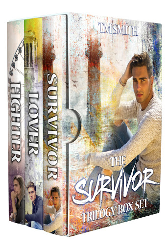 The Survivor trilogy Box set (Free with KU, all books also available from Audible)