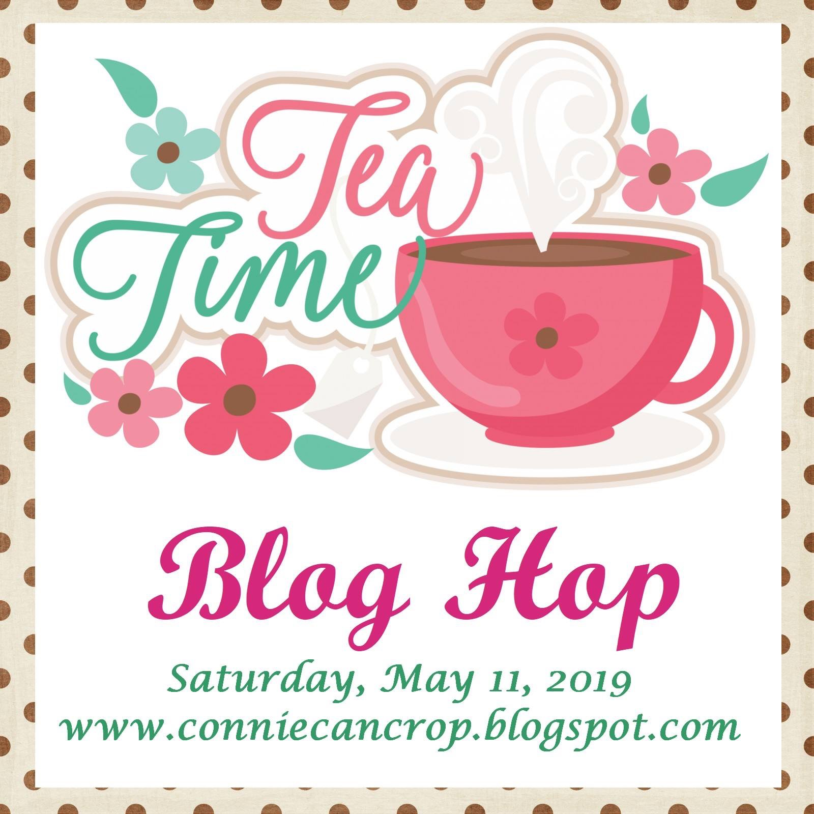 May Blog Hop 19