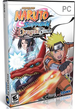 Naruto Shippuden Dragon Blade Chronicles PC Full Español Descargar DVD5