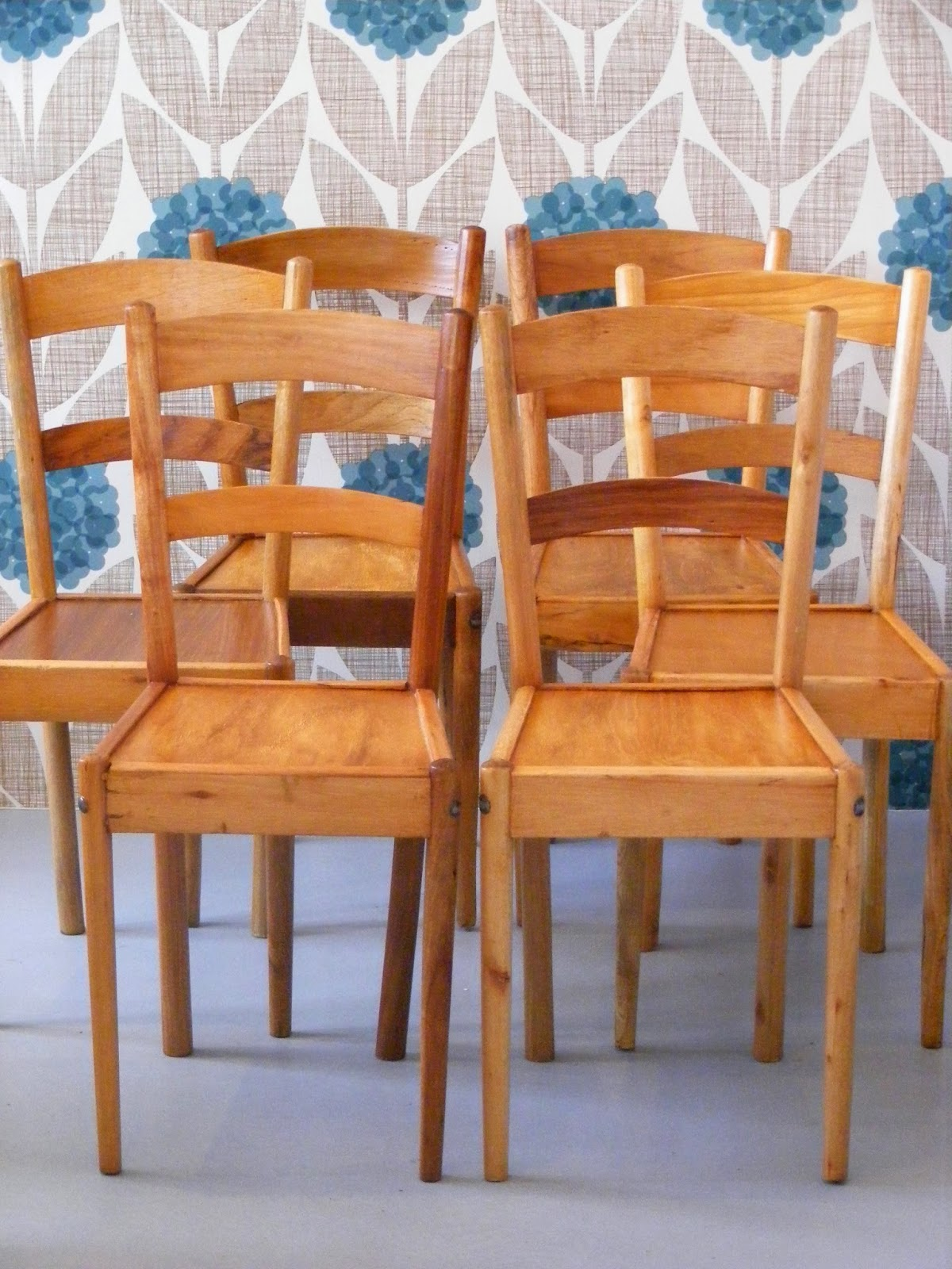 A set of 6 original Globe chairs. The Globe Chair was originally designed and patented in 1921 and made in Durban South Africa until the early 1940u0027s & VAMP FURNITURE: This weeks new furniture stock at Vamp - 01 November ...