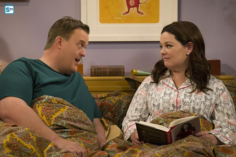 Mike and Molly - Episode 6.07 - Weekend with Birdie - Sneak Peek & Promotional Photos *Updated*