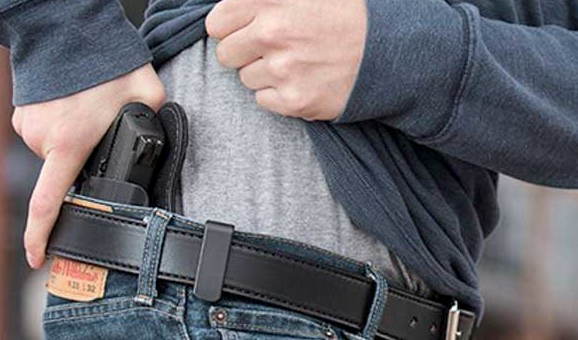 Hundreds apply to carry loaded concealed handguns in D.C. after law change