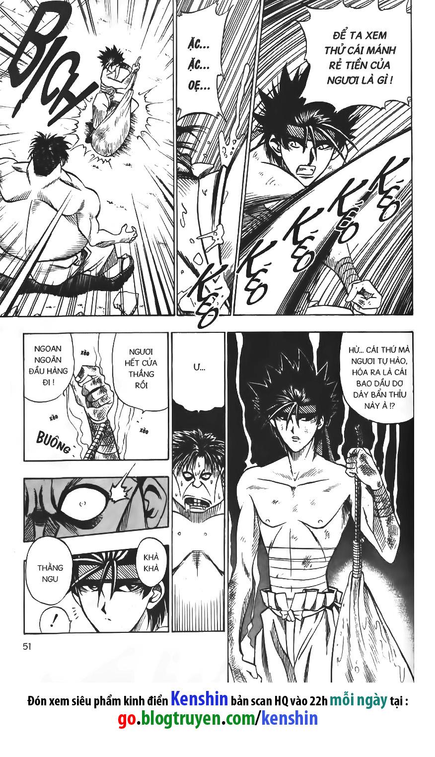 Rurouni Kenshin chap 18 trang 8