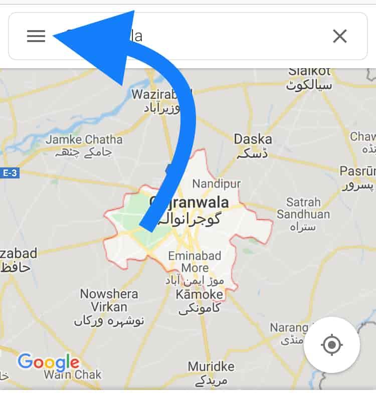 Satelite Pe Apna Ghar Kaise Deikhe