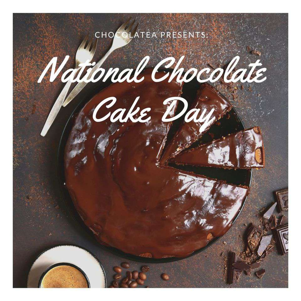 National Chocolate Cake Day Wishes Awesome Images, Pictures, Photos, Wallpapers
