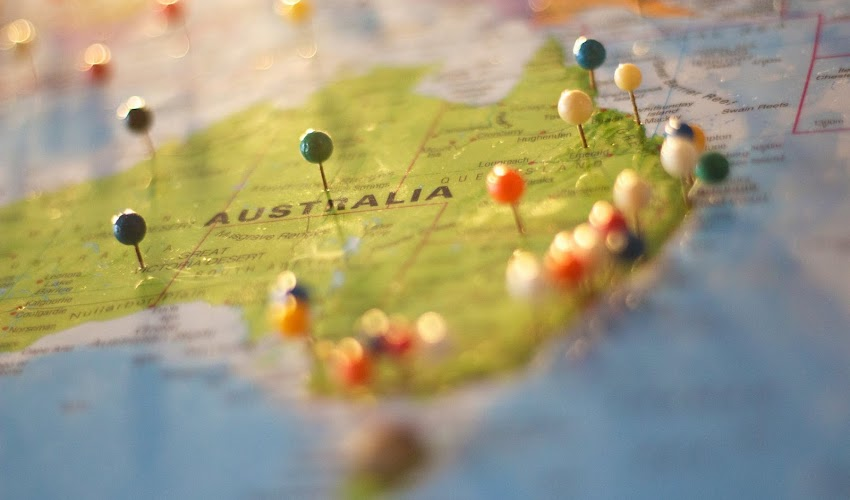 Why is Australia so popular with tourists?
