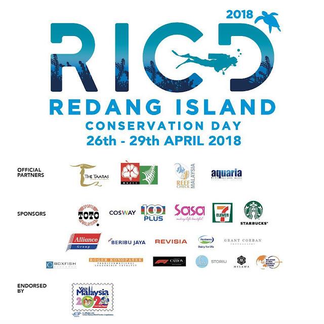 Redang Island Conservation Day 2018 , Preserving Mother Nature Together!