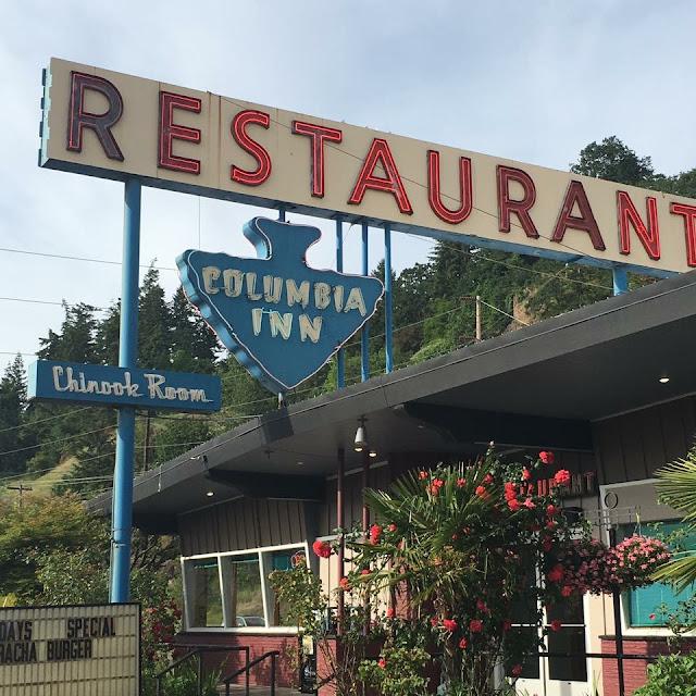 Columbia Inn Restaurant, Kalama WA americana