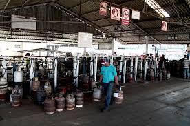 Carabobo, inició plan especial de distribución de gas doméstico