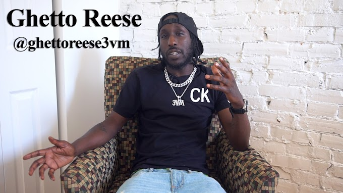 Exclusive Interview: Ghetto Reese talks PHHA, K.Walker, And 3l3vator Musiq 2 and more!