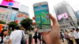Foto: Pokemon Go (Toru Hanai/Reuters)