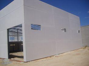 Naves modulares industriales en Madrid