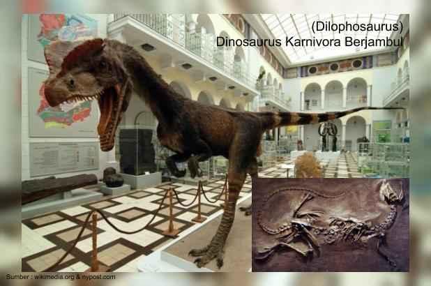 dilophosaurus adalah