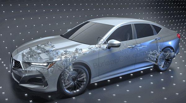 Burlappcar: 2020/21 Acura Legend