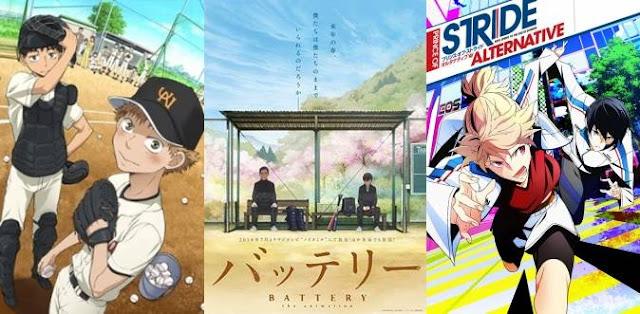 Anime olahraga Terbaik