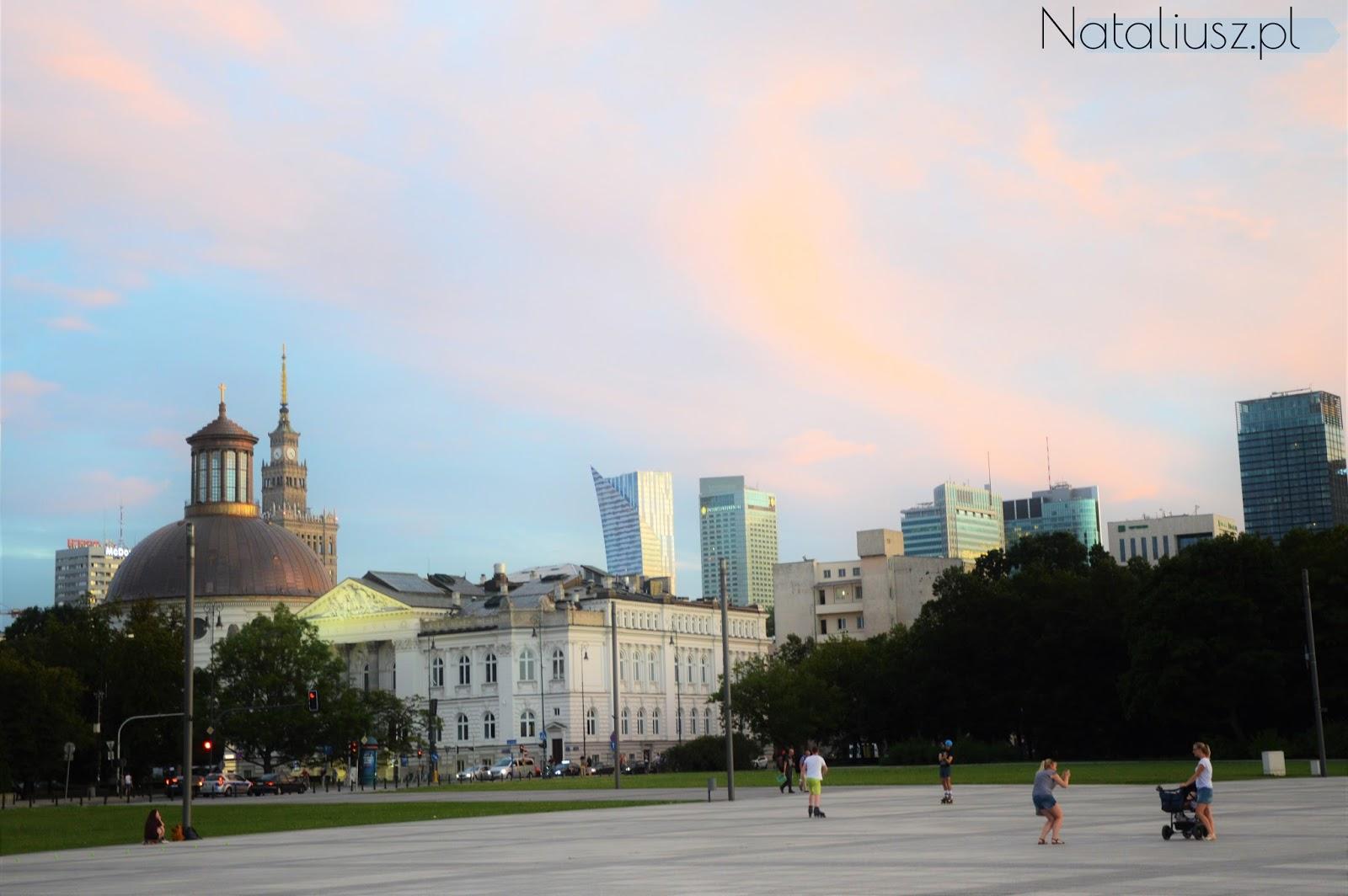 plac piłsudskiego wycieczka