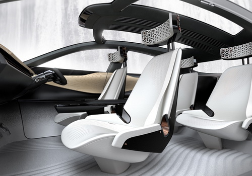 Tinuku Nissan unveils IMx Concept to electric and self-driving SUV