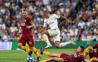Watch Roma vs Real Madrid live Streaming Today 27-11-2018 UEFA Champions League