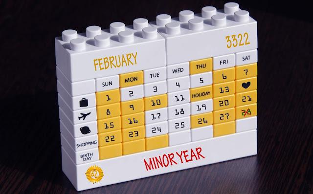 Minor Year 3322