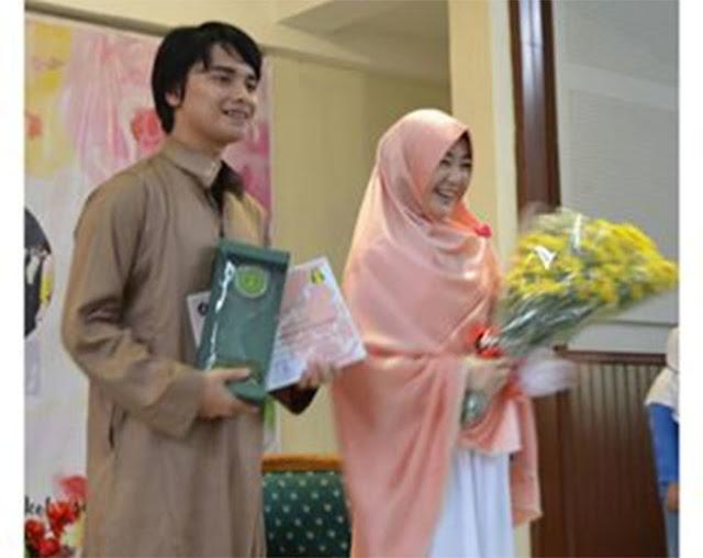 Larissa Chou, Yang Akhirnya Nikah Dengan Putra KH. Arifin Ilham Awalnya Ditentang Keluarga Jadi Muslimah