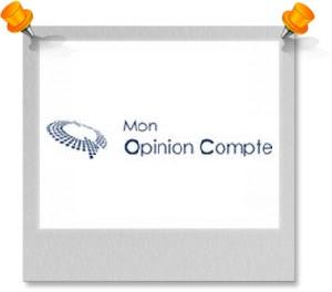 Mon Opinion Compte – Gagnez de l'argent grâce aux sondages d'opinions