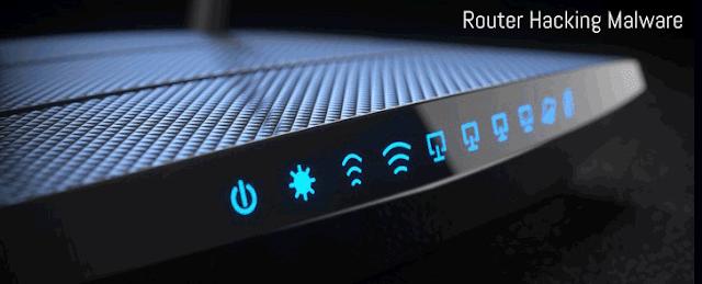 router mikrotik yang terkena malware vpnfilter