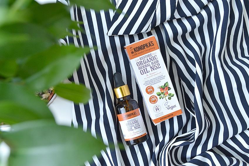 bio love dr konopkas organiczny olejek nr 52