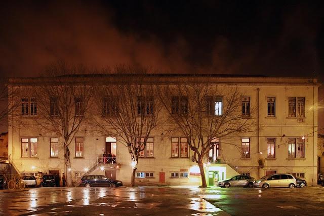Antiga Fábrica Braço de Prata em Lisboa