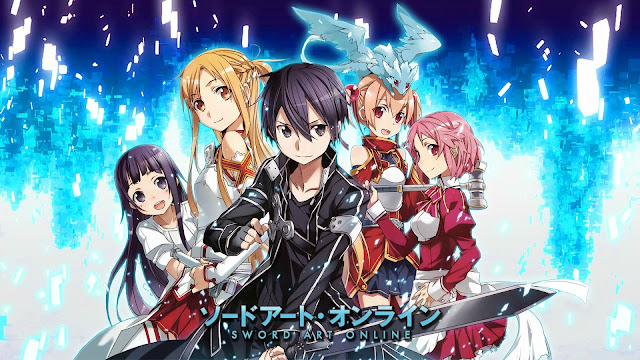 Sword Art Online (SAO) S1 BD Batch Subtitle Indonesia
