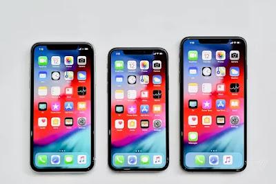 Perbedaan IPhone XR dan XS Sangat Luar Biasa