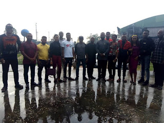 The newly appointed Executive Assistant on Entertainment to Imo State Governor, Mazi Prince Chinomso Aniche has called on stake holders of the industry  to once again come together to rebuild it.    Mazi Aniche who made the call during a meeting with members of Imo State Bloggers Association ISBA harped on unity in the industry as it is one ingredient for the growth everyone is yearning for, adding that his only interest is to contribute his quota to the Rebuild Imo Project as it concerns entertainment in the state.