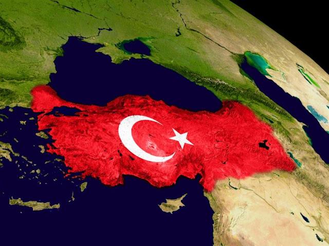Η περικύκλωση της Τουρκίας