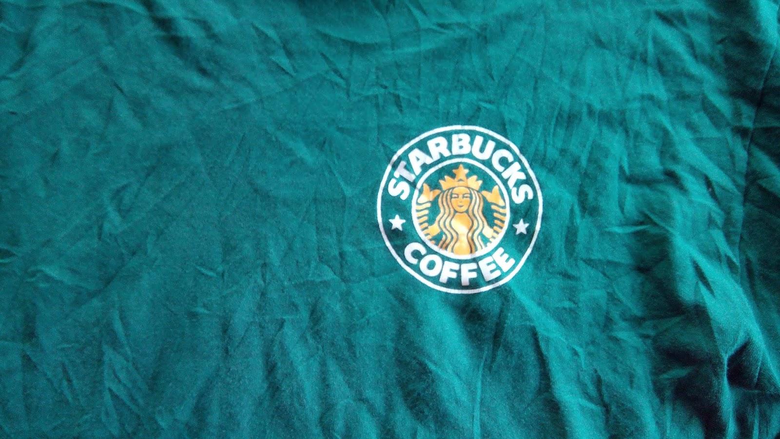 ขายเสื้อยืดมือสอง StarBucks