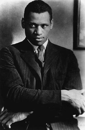 Paul Robeson  (1898-1976)