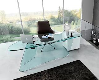 Обзор крупных производителей мебели из стекла