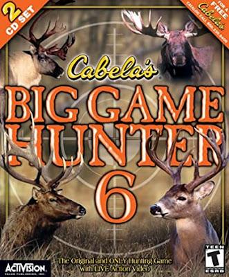 Cabela's Big Game Hunter 6 Full Game Download