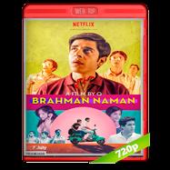 Brahman Naman (2016) NF WEBRip 720p Audio Ingles 5.1 Subtitulada