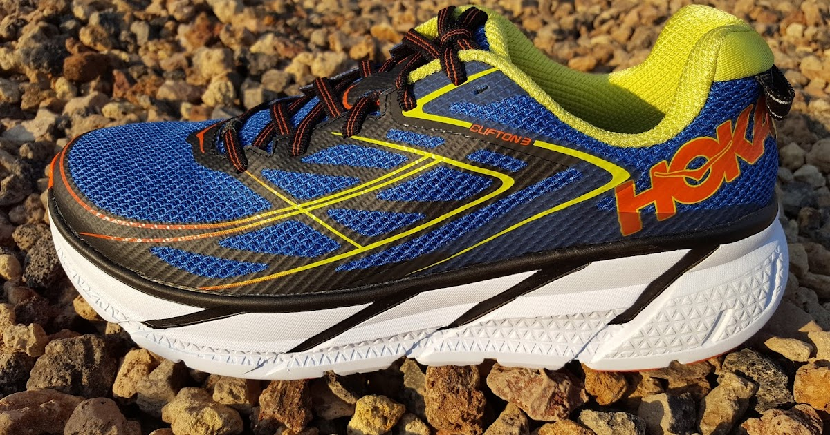 Running Without Injuries: Hoka One One Clifton 3 Review