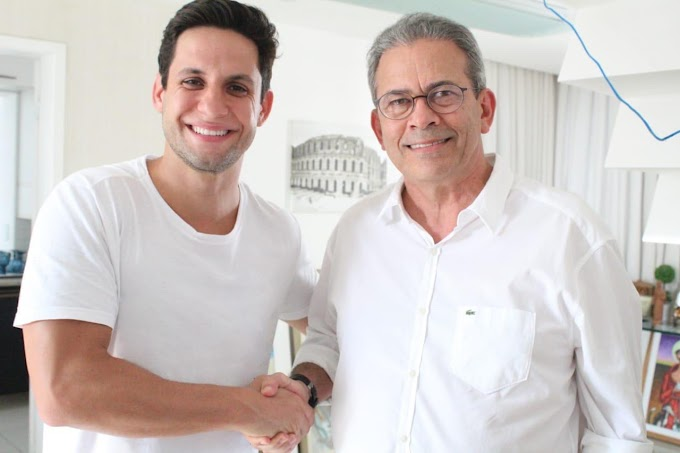 Hermano vai filiar-se ao PSB e conta com o apoio do partido para disputar a Prefeitura de Natal