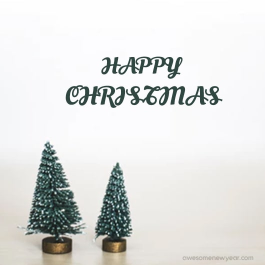 Happy Christmas Image
