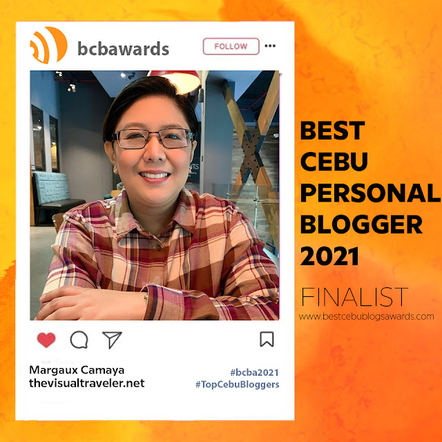 BEST CEBU BLOGS AWARDS 2021 – PERSONAL BLOG CATEGORY