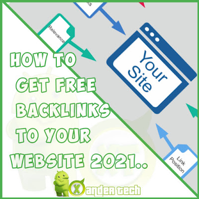 6 Way To get Backlinks And Increase Your Rankings On Google Search 2021