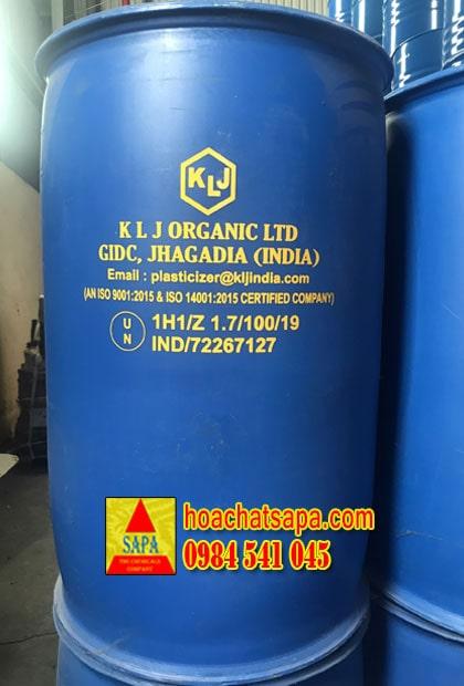 Dầu hóa dẻo Chlorinated Paraffin S52, hàng Ấn Độ