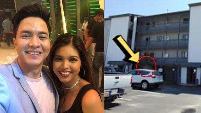 AlDub Spotted Taga-CNN Mismo Ang Nagbuking