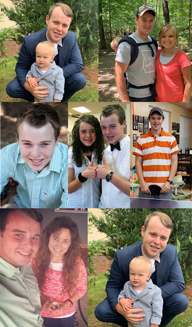 Joseph Duggar 25th birthday