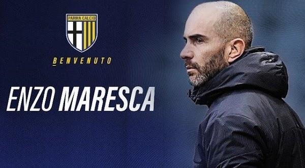 Oficial: Parma, Maresca nuevo entrenador