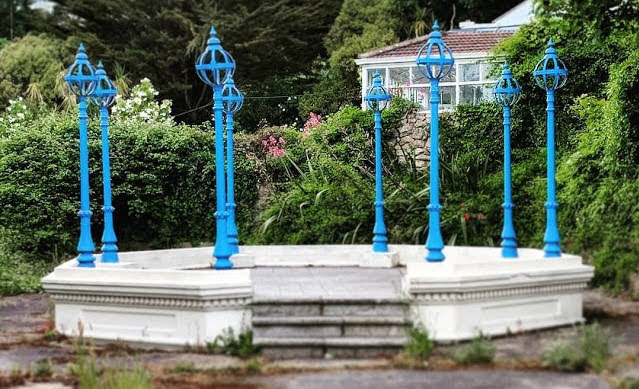 Dublin in a day: Sorrento Park in Dalkey
