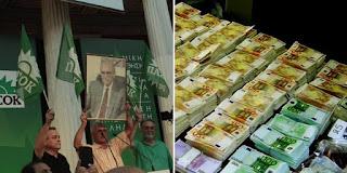 Πολιτικός του ΠΑΣΟΚ είχε κρυμμένα σπίτι του 19.000.000 ευρώ μετρητά σε ειδική κρύπτη