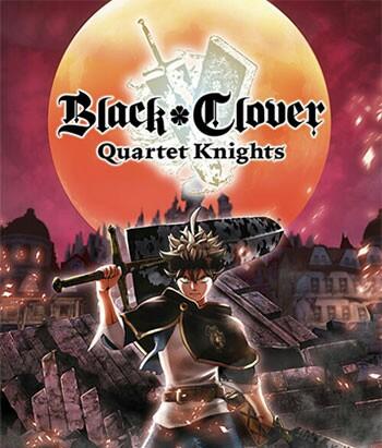 تحميل لعبة القتال Black Clover Quartet Knights PC