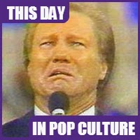 Jimmy Swaggart resigned as pastor on February 21, 1988 due to a scandal.
